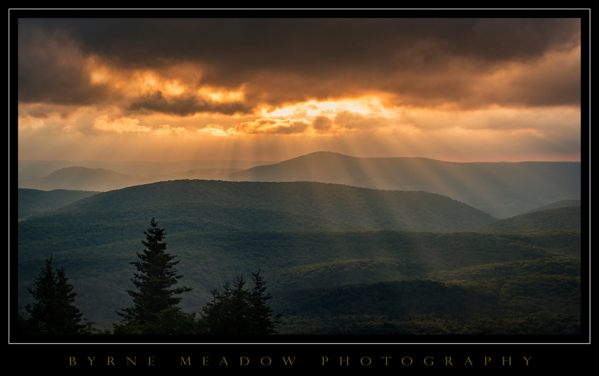Sunset Over Dolly Sods 2016_003